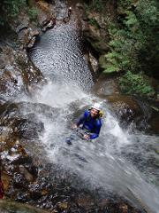 Abseiling and Canyoning Combo - Full Day