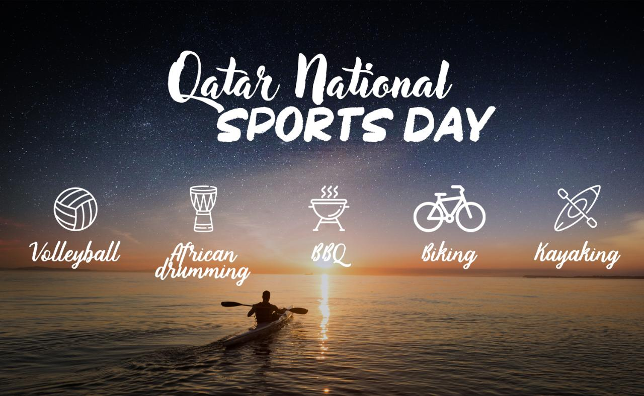 National Sports Day Event