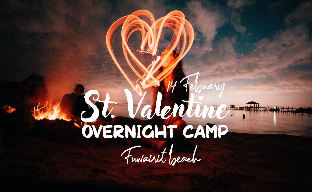 St. Valentine Overnight Camping