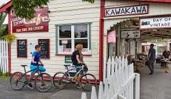 1 Day with standard bike - Kaikohe HQ - downhill to either coast