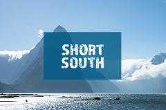 Short South - South Island Adventure - 8 Days