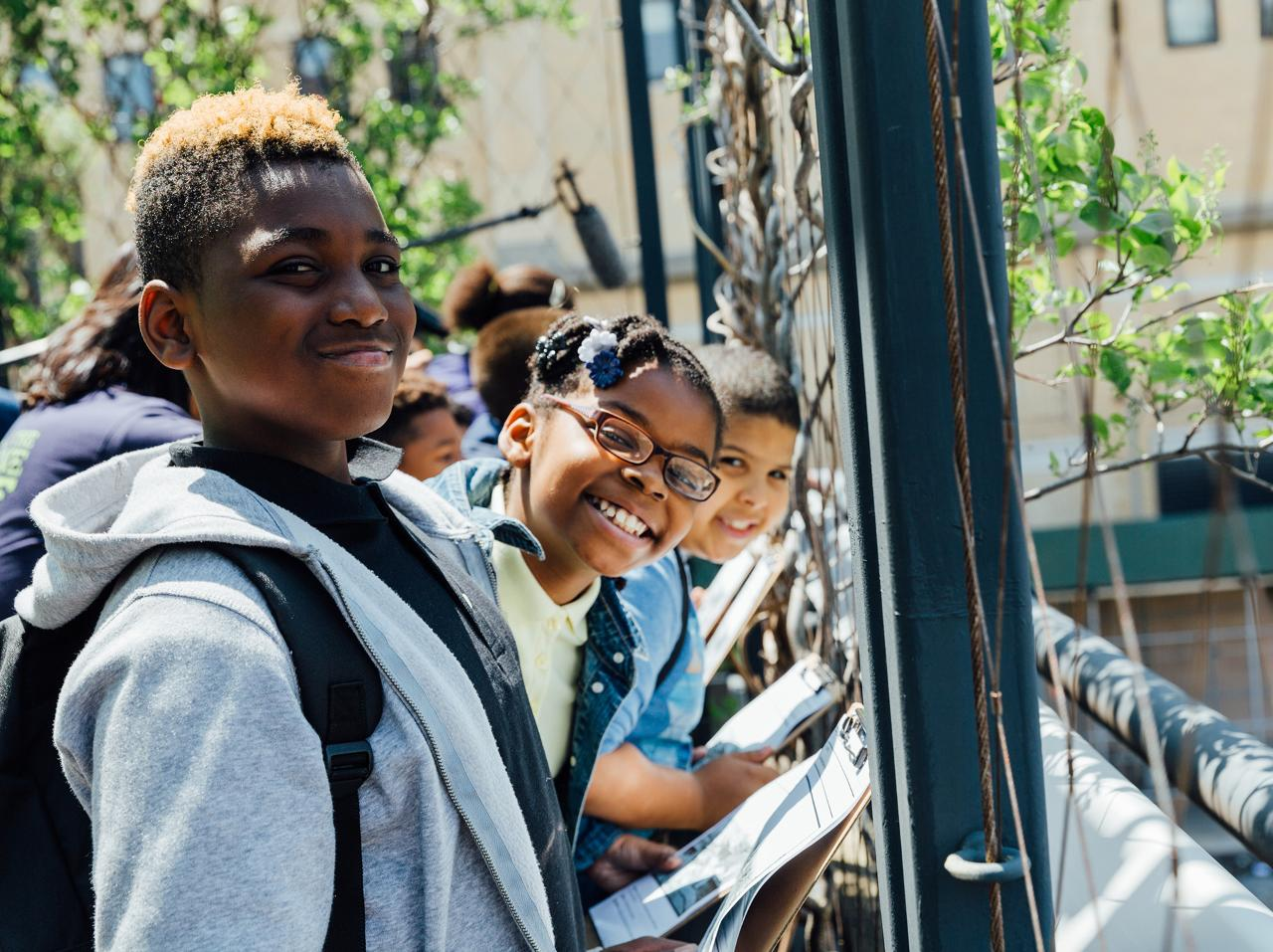 PARK IN THE SKY – DESIGNING THE HIGH LINE