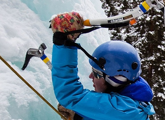 Ice Climbing - Group