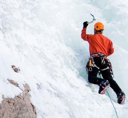 Ice Climbing - Day Trip