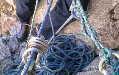 Rock Climbing - Building Anchors