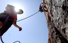 Rock Climbing - How to Lead Climb