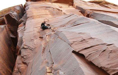 Rock Climbing - Multi-pitch
