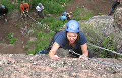 Rock Climbing - Breckenridge