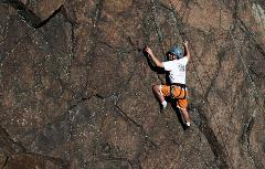 Rock Climbing - Joshua Tree