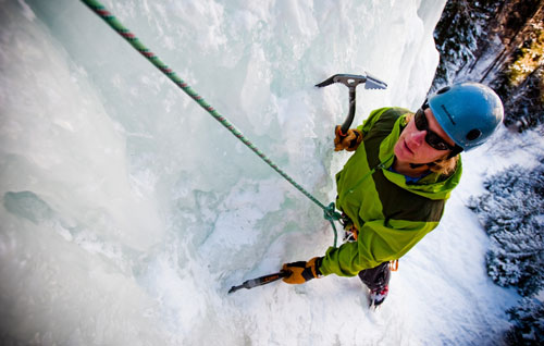Ice Climbing - Beginner Private Instruction
