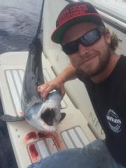 FULL DAY - (12 HOURS) SHARK FISHING