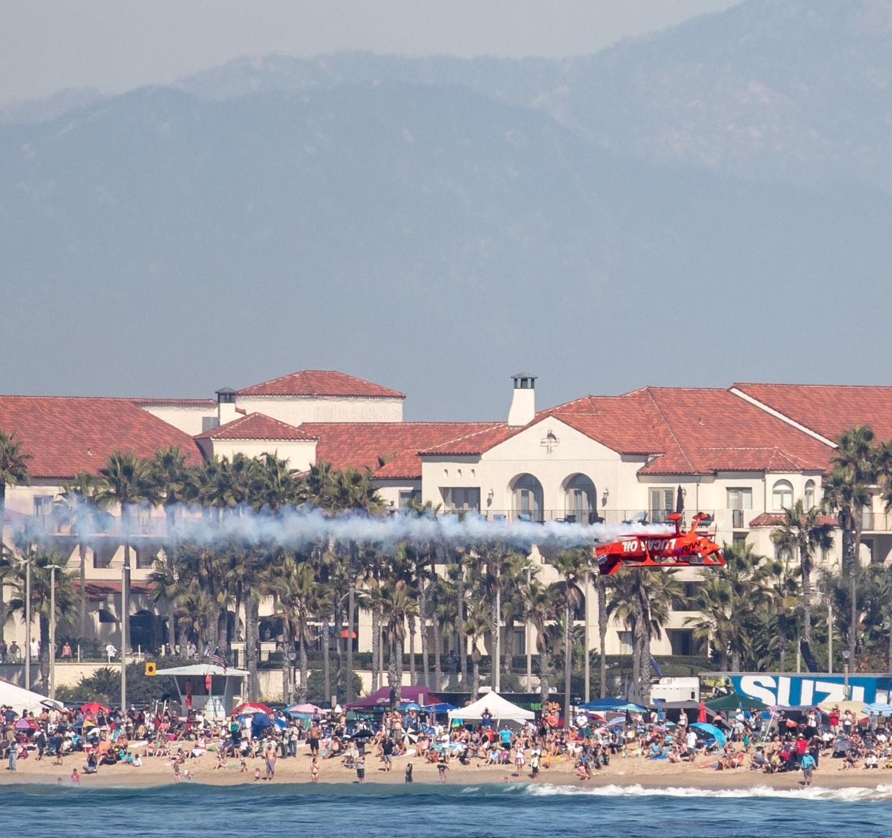 Huntington Beach Air Show Cruise Davey 39 S Locker