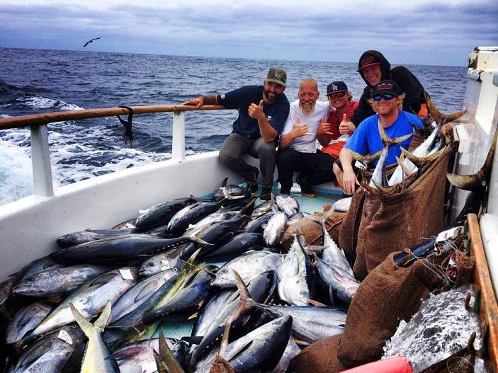 Overnight & Multi - Day Deep Sea Fishing Trips- Thunderbird & Aggressor