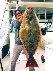Trophy Halibut Full Day 6 Pack Cruiser Fishing Trip (6 Pass Max)