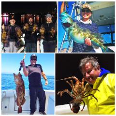 Catalina Island Rockfish & Lobster Trip (6 Pass Max)