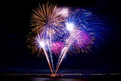 4th of July Fireworks Cruises
