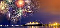 July 3rd Fireworks Cruise ABOARD M/V CHRISTOPHER