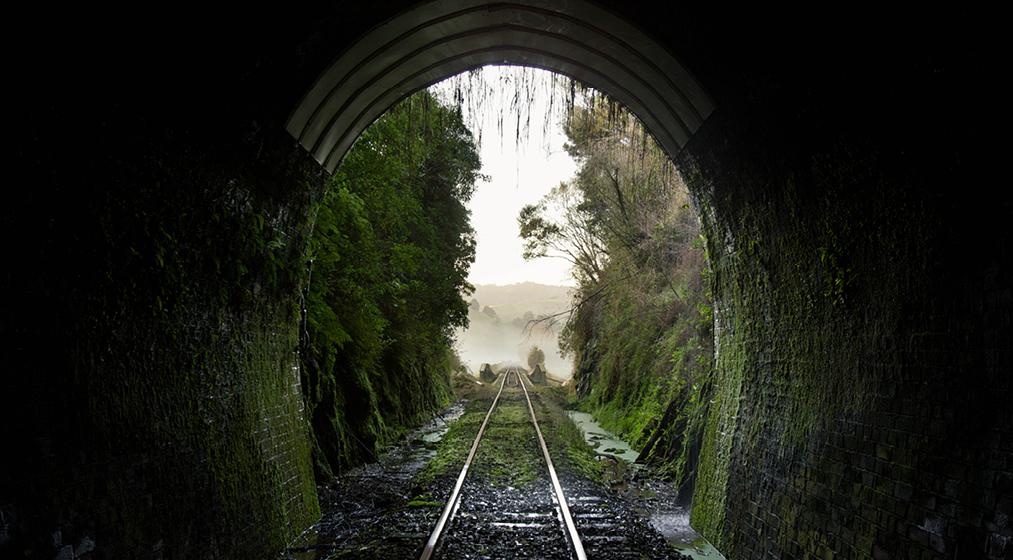 20 Tunnel Tour 1 - Taumarunui to Whangamomona