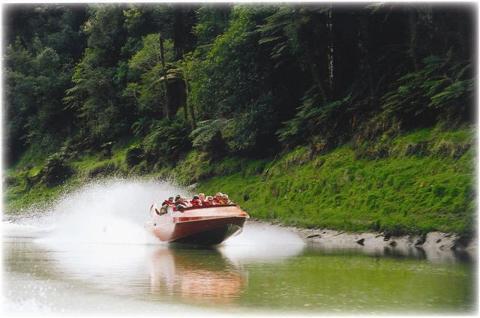 The Lavender Run (Jet Boat)