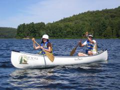 4 Day Canoe Trip