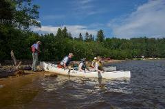 5 Day Canoe Trip