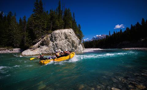 2 Day White River Trip