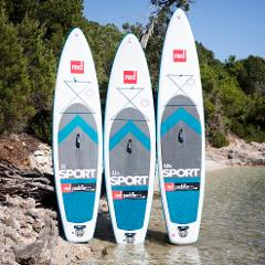 Stand Up Paddleboard (SUP) - Half Day Rental (4 Hours)