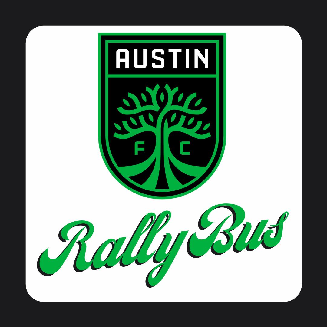 Austin FC Rally Bus Season Ticket