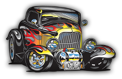 VEGAS Street Rods and Hot Rod Tour