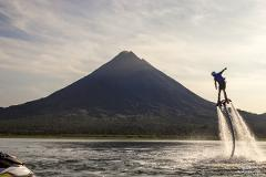 Lake Arenal - Flyboard