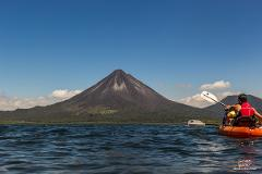 Lake Arenal - Kayaks