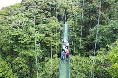 Monteverde - Sky Walk (Guided Tour)