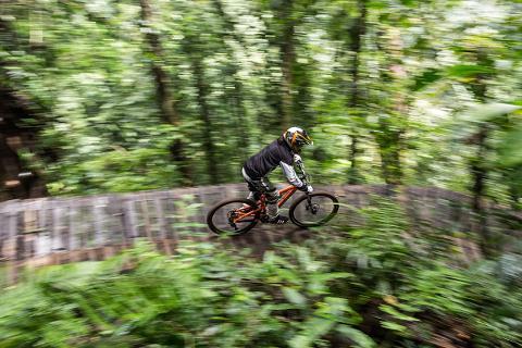 Arenal - Bike Park Full Day