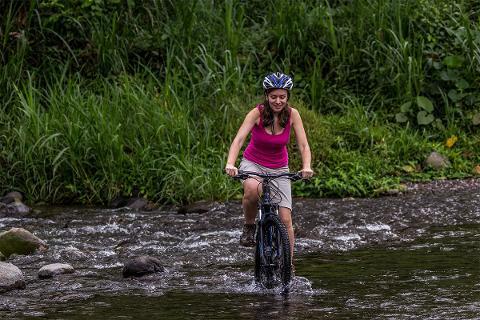 Lake Arenal Shore - Sky Wild Bikes