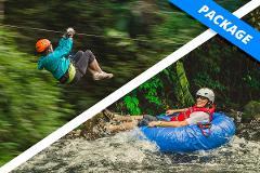 Arenal - COMBO - Sky Trek, Tram & River Drift