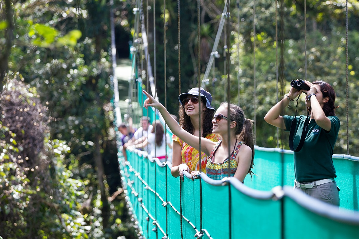 Arenal - Sky Walk (Guided Tour)