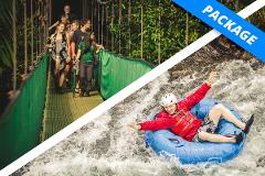 Arenal - COMBO - Sky Walk & River Drift