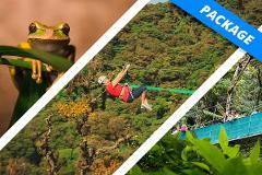 Monteverde - COMBO - Sky Trek, Tram, Walk & Herpetarium