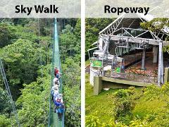 Monteverde - COMBO - Sky Walk & Sky Tram