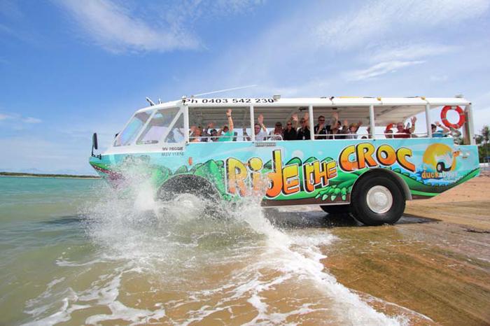 Splash 'n' Dash Tour