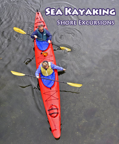 Eagle Island Kayak