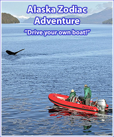 Alaska Boatman Adventure