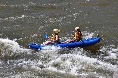 Inflatable Kayak - Half Day - Colorado
