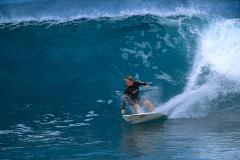 One to One (1hr) surf coaching with Walking On Wave