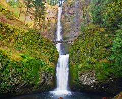 Tangle U - Waterfalls & Columbia Gorge Coach Tour