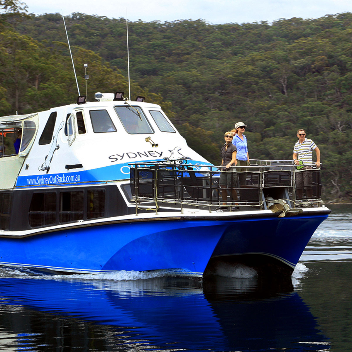 Wilderness and Aboriginal Cruise (cruise only, self drive)