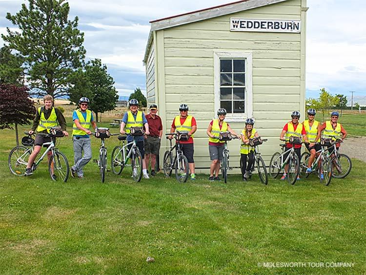 Otago Rail Trail 5-Day Cycle Tour