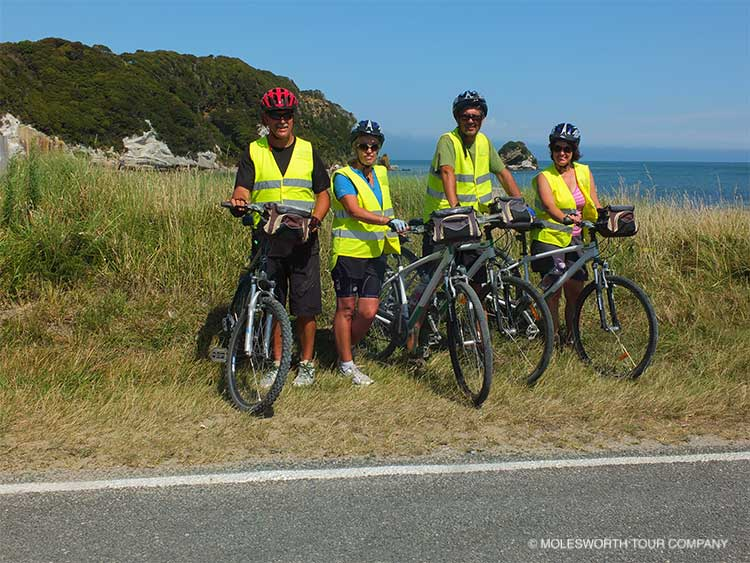Nelson Great Taste & Golden Bay Cycle Tour