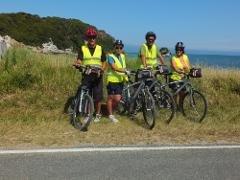 Wild West Coast Wilderness Trail Cycle Tour