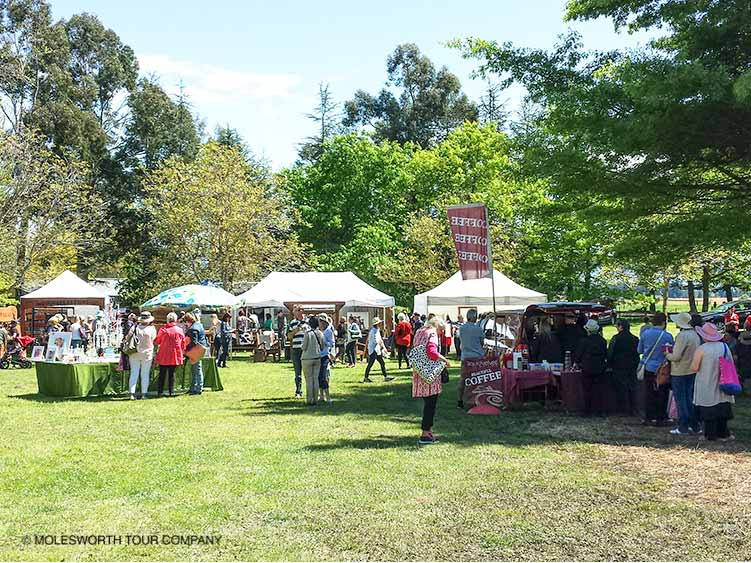 Christmas Fete and Spring Bloom Tour October 2018